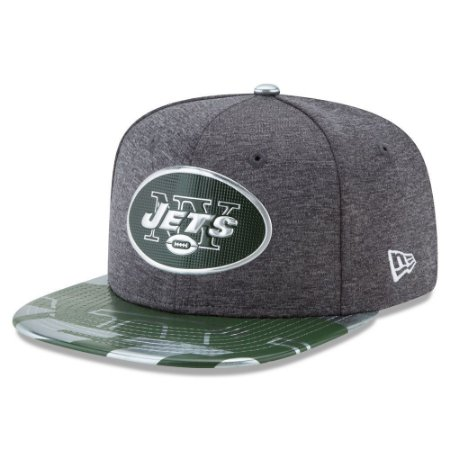Boné New York Jets DRAFT 2017 Spotlight Snapback - New Era