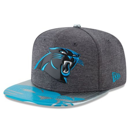 Boné Carolina Panthers DRAFT 2017 Spotlight Snapback - New Era