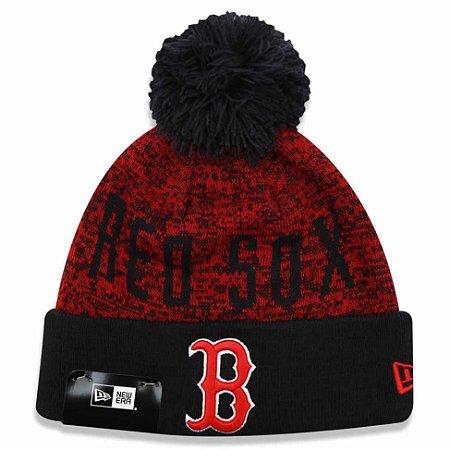 Gorro Touca Boston Red Sox Team Blizzard - New Era