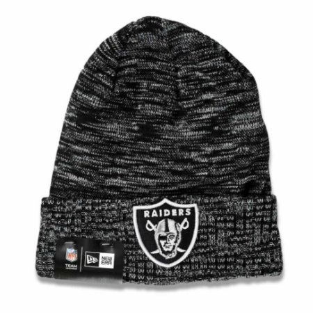 Gorro Touca Oakland Raiders Team Craze Knit - New Era