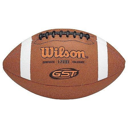 dc1b74e9a Bola Futebol Americano GST Composite Oficial NFL - Wilson - FIRST ...