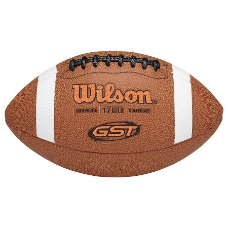 d8b183b44 Bola Futebol Americano GST Composite Oficial NFL - Wilson - FIRST ...
