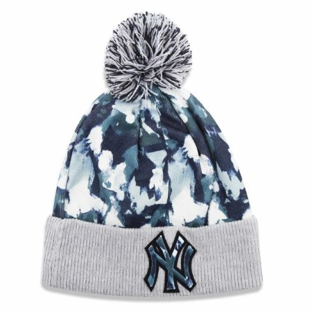 Gorro Touca New York Yankees Camopaint - New Era