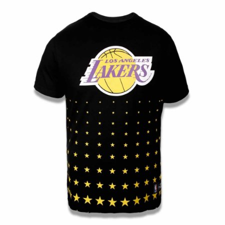 Camiseta Los Angeles Lakers Constellation NBA - New Era