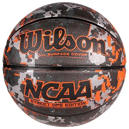 Bola de Basquete NCAA Street Camo - NBA Wilson