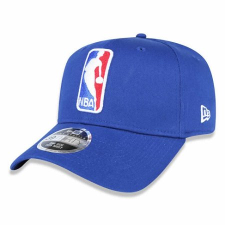 Boné Logo NBA 3930 Azul - New Era