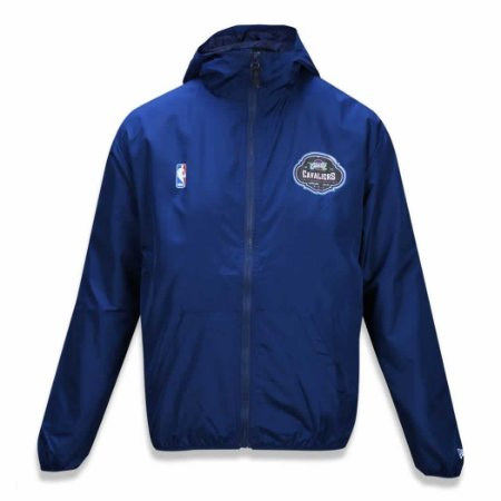 Jaqueta Windbreaker Quebra vento Cleveland Cavaliers NBA - New Era