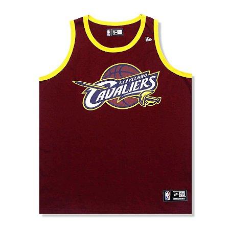 Regata Cleveland Cavaliers Basic NBA - New Era