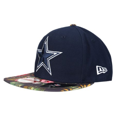 1b75356b15 Boné Dallas Cowboys 950 Tropical - New Era - FIRST DOWN - Produtos ...