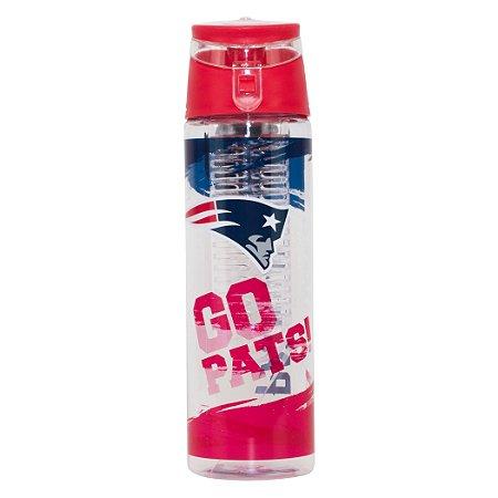 Garrafa Termo Gelante New England Patriots - NFL