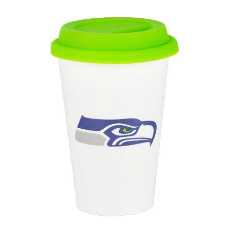 Copo de Café em Cerâmica Seattle Seahawks - NFL
