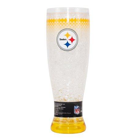 Copo de Chopp e Cerveja Térmico Pittsburgh Steelers - NFL