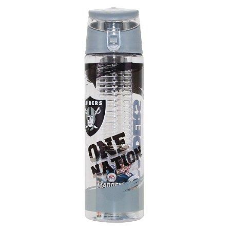 Garrafa Termo Gelante Oakland Raiders - NFL
