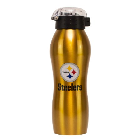 Squeeze Metálico Pittsburgh Steelers - NFL