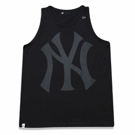 Regata New York Yankees Basic Preta - New Era