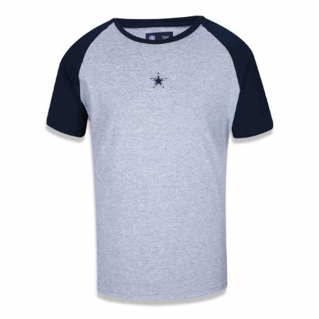 Camiseta Dallas Cowboys Team Mini Logo - New Era
