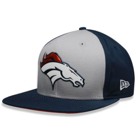 Boné Denver Broncos 950 Draft Colletion NFL - New Era