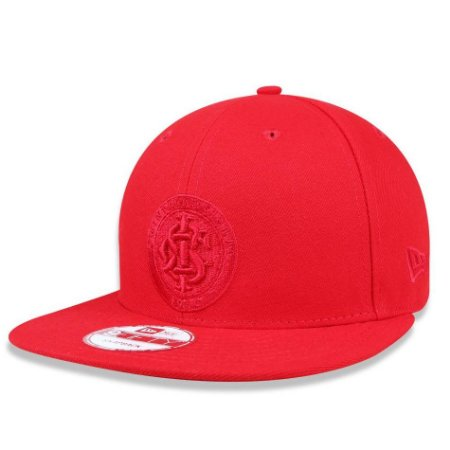 Boné Internacional 950 Red on Red - New Era