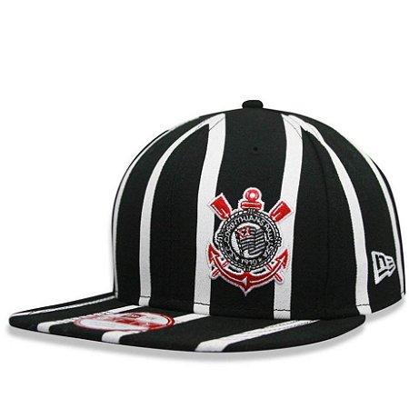 Boné Corinthians 950 Striped - New Era