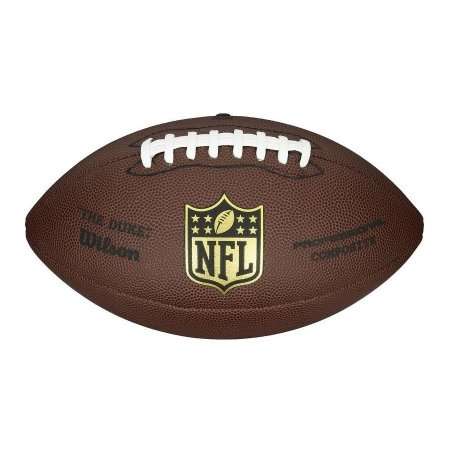 Bola Futebol Americano The Duke Pro Replica NFL - Wilson
