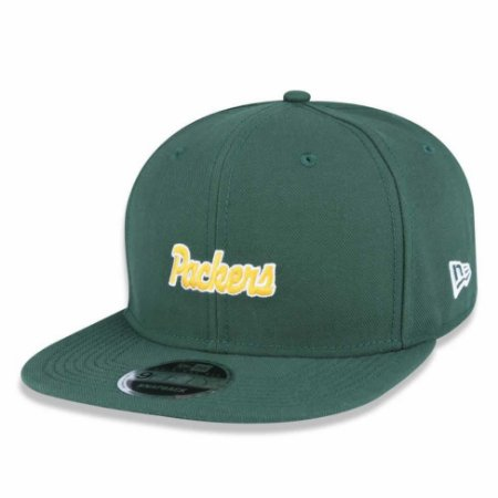 Boné Green Bay Packers 950 Mini Script NFL - New Era