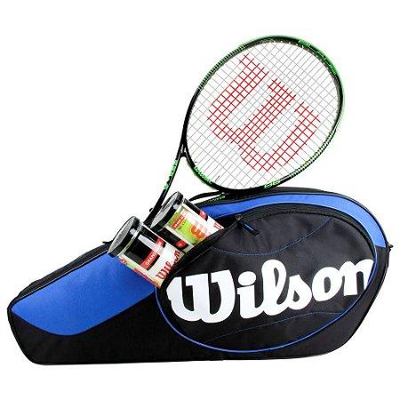 Raqueteira Wilson Match X3