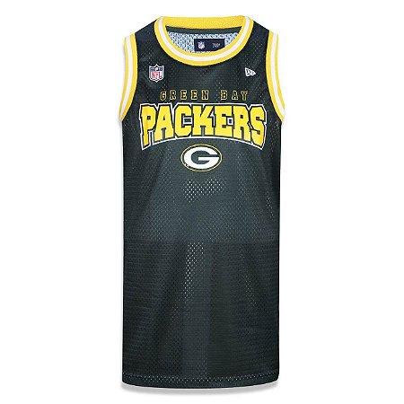 Regata Green Bay Packers Sports Vein - New Era