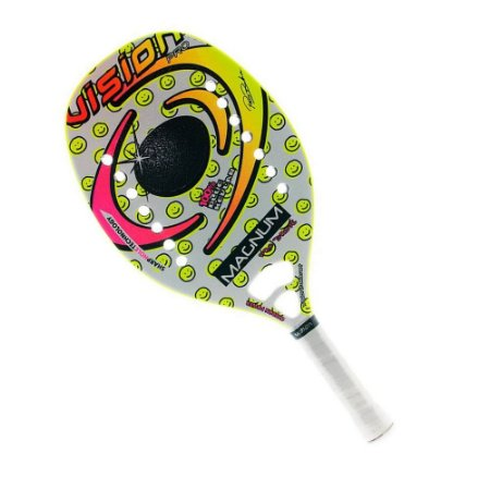 Raquete Beach Tennis Vision Magnum New 2017