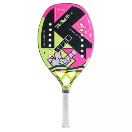 Raquete Beach Tennis Rakkettone Super Kappa