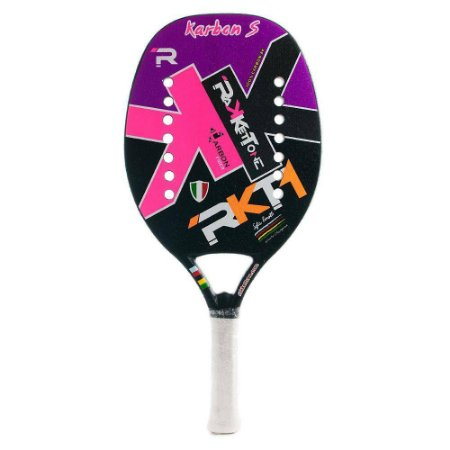 Raquete Beach Tennis Rakkettone Karbon S