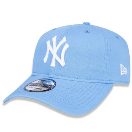 Boné New York Yankees 920 Pastels Azul - New Era