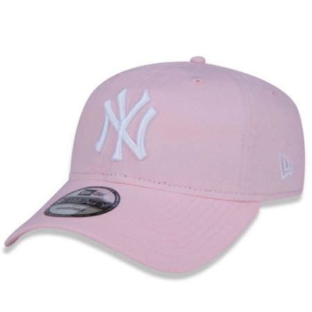 aa3d49668c Boné New York Yankees 920 Pastels Rosa - New Era - FIRST DOWN ...