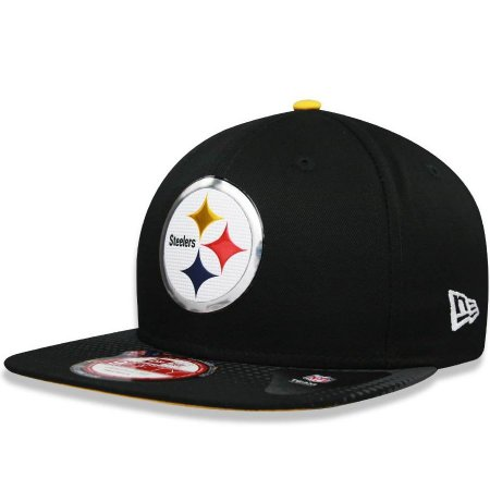 Boné Pittsburgh Steelers 950 Official Draft NFL - New Era