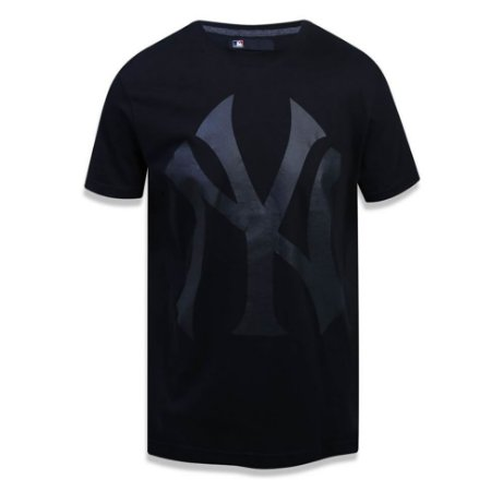 Camiseta New York Yankees Color Preta - New Era