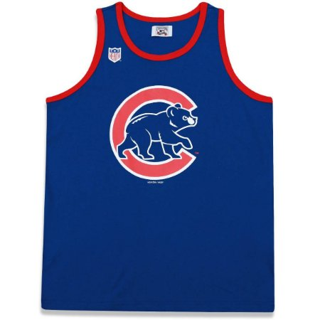 Regata Chicago Cubs Double Stripe - New Era