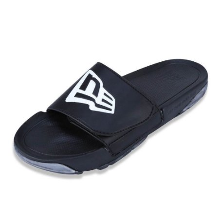 Chinelo Oreo Liso Preto - New Era