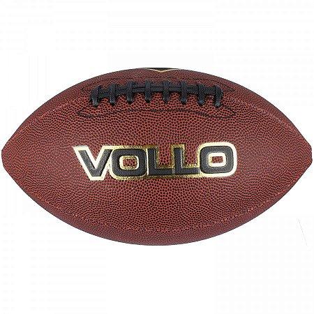 6046cbcd6 Bola Futebol Americano Vollo Marrom - Vollo - FIRST DOWN - Produtos ...