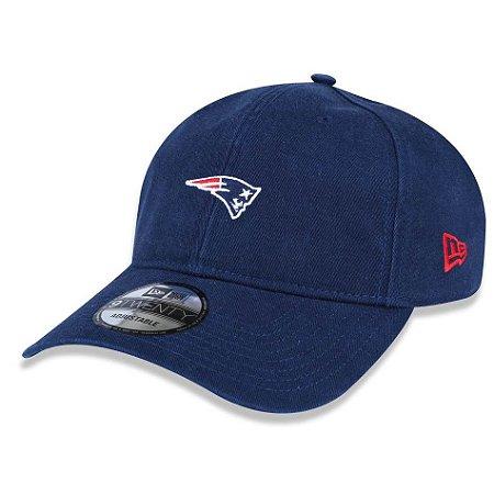 Boné New England Patriots 920 Mini Logo Classic - New Era
