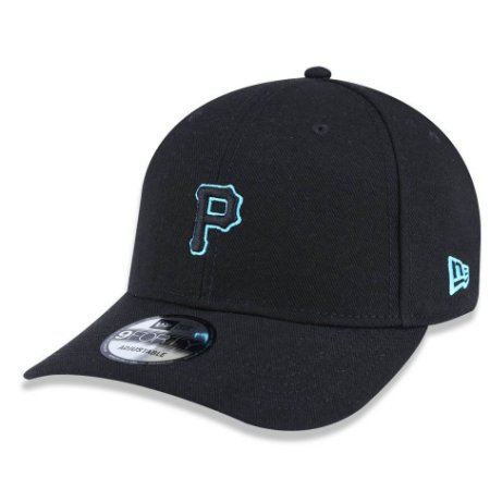 Boné Pittsburgh Pirates 940 Mini Logo Neon - New Era