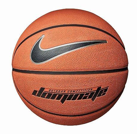 Bola de Basquete Nike Dominate Marrom