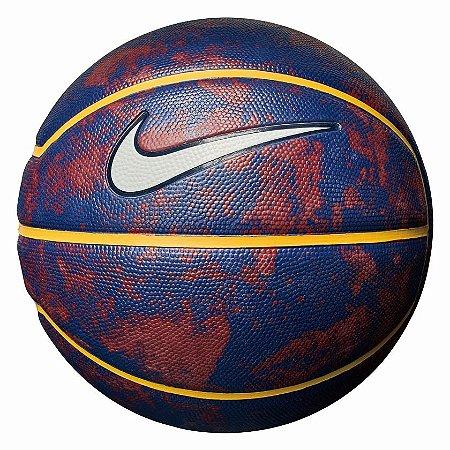 Bola de Basquete Nike Lebron James Azul