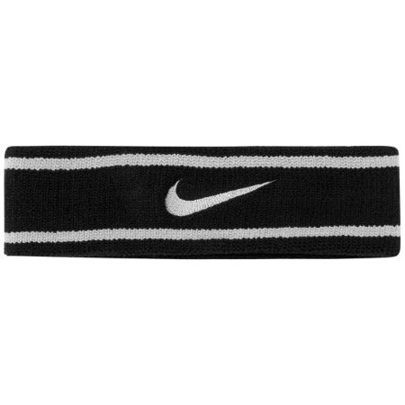 Testeira Nike Drif-Fit Preto Cinza