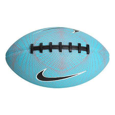 Bola Futebol Americano 500 Mini Infantil Azul - Nike