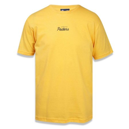 Camiseta Green Bay Packers Script - New Era