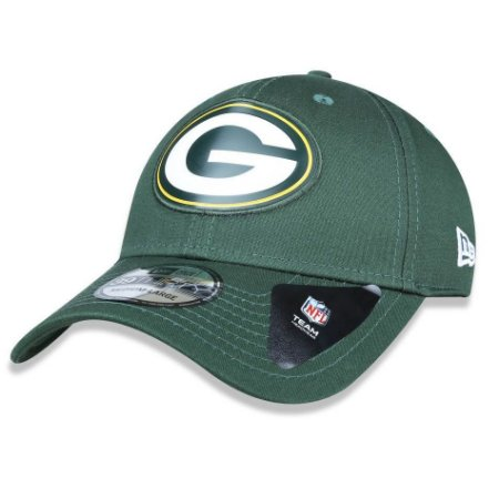 Boné Green Bay Packers 3930 Streched Logo Weld - New Era