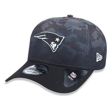 Boné New England Patriots 940 Camo - New Era - FIRST DOWN - Produtos ... 092da98b4fe