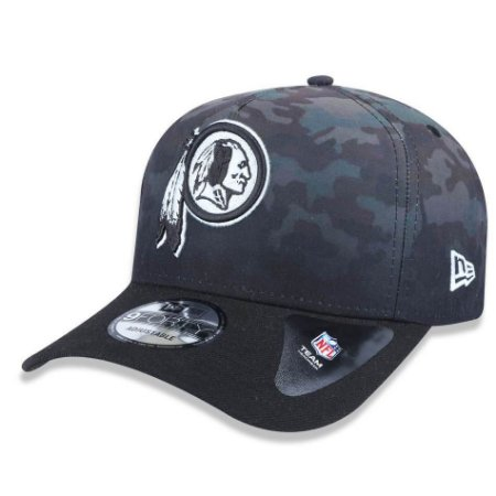 e6c504505e Boné Washington Redskins 940 Camo - New Era - FIRST DOWN - Produtos ...