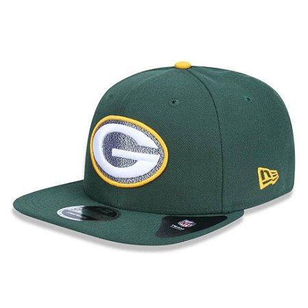 Boné Green Bay Packers 950 Team Twisted - New Era