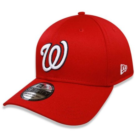 Boné Washington Nationals 3930 Basic Team - New Era