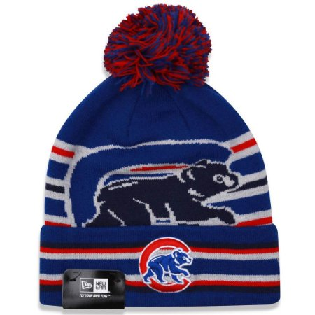 Gorro Touca Chicago Cubs Strike - New Era